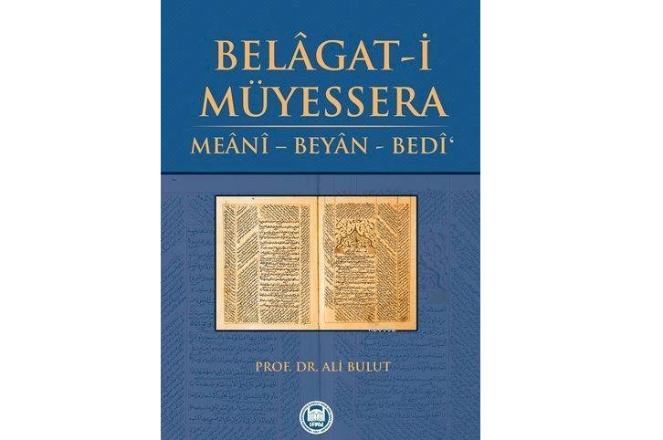 Belagat-i Müyessera Meani - Beyan - Bedi