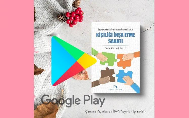 Google Play'den PDF Olarak Edinebileceğiniz Eserlerimiz